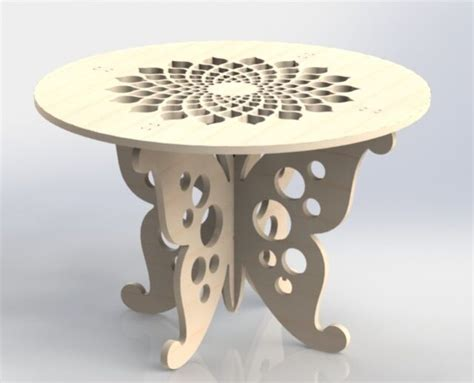 Design Template For Cnc Router Or Laser Cutting Aspire