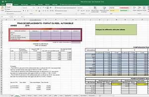 Calcul Des Frais Reel Impot : outil gratuit note de frais 2017 ~ Premium-room.com Idées de Décoration