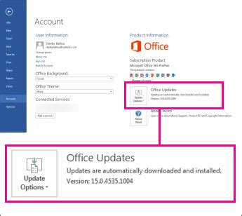 Office Version Numbers by Where S The Version Number Office Support