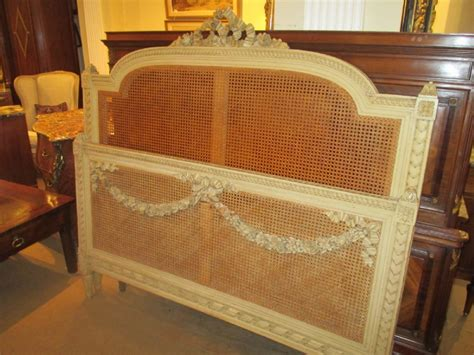 King-size French Cane Bed Antique Furniture Restoration Orlando Wedding Rings Sydney Antiques On Pierce Refinishing Houston Tx Village Tractor Pulling Forum Tiger Oak Rocking Chair How To Paint Wood Gold
