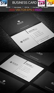double sided business card template illustrator 15 premium With double sided business card template photoshop