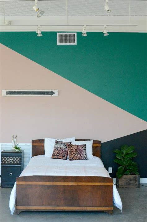 comment peindre une chambre en deux couleurs comment peindre une chambre image dessin montagne stylis