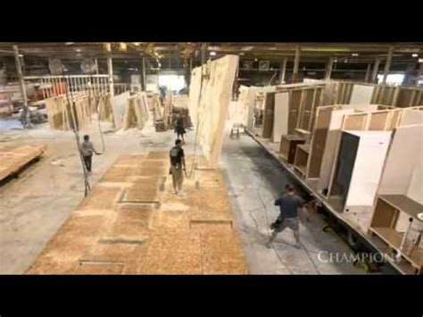 modular homes factory  agl homes  champion homes youtube