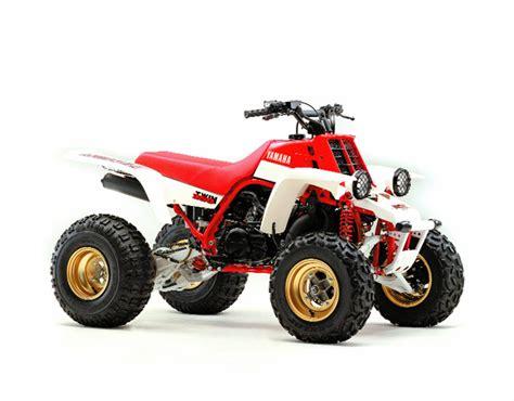 Suzuki Banshee by Top 10 Atvs Of All Time Dirt Wheels Magazine