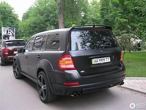 Mercedes Gl 7 Places : mercedes benz brabus gl 63 biturbo 19 august 2014 autogespot ~ Maxctalentgroup.com Avis de Voitures