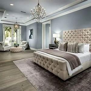 Simple, Elegant, Master, Bedroom, Decor, Ideas, 7