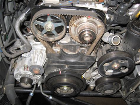 hood perfect timing timing belt service