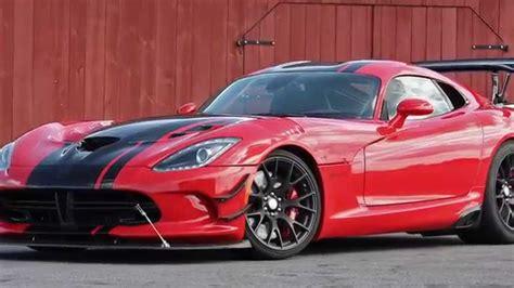 Corvette Zr1 Vs by 2016 Dodge Viper Acr Vs 2015 Chevrolet Corvette Zr1