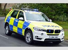 Police Demonstrator BMW X5 Roads Policing Unit BMW 2