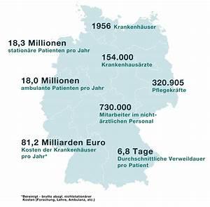 Größtes Krankenhaus Deutschlands : krankenh user in deutschland zahlen fakten musthave ~ A.2002-acura-tl-radio.info Haus und Dekorationen