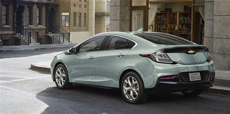See The Buzz About The 2018 Chevy Volt  Garber Linwood