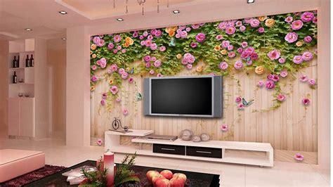 Raumgestaltung Tapeten Ideen by Amazing 3d Wallpaper Design Ideas Interior Design Ideas