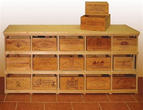 casiers pour bouteilles casier vin cave 224 vin rangement du vin am 233 nagement cave casier bois