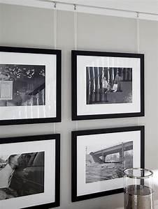 Accrocher Au Mur Sans Percer : comment accrocher un cadre un mur l 39 clat de verre ~ Premium-room.com Idées de Décoration