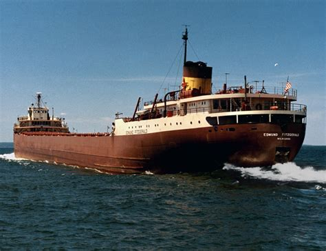 the sinking of the edmund fitzgerald gear patrol