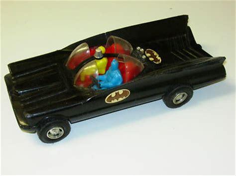 vintage SIMMS batmobile 1966 tv show toy car batman ...