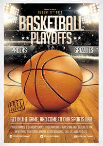 Basketball Flyer Templates Free