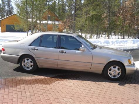 Find Used 1999 Mercedes S320 Excellent Condition Fully
