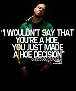 -J.Cole / OneGoodQuote™