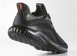 Adidas AlphaBOUNCE Black B42746 Sole Collector