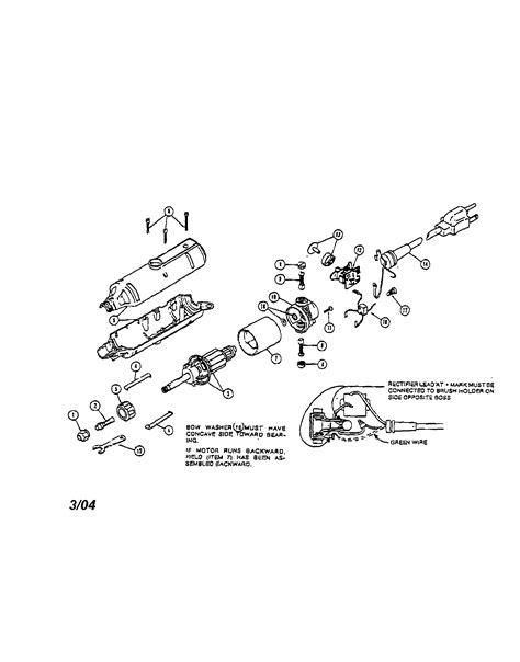 dremel moto tool parts 380 6 sears partsdirect
