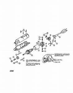 Dremel Moto Tool Parts