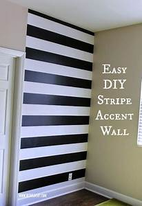 wall decal awesome black stripe wall decal removable With striped wall decals for home