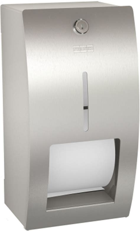 Product Of The Week Easy Load Toilet Paper Holder by Franke Paper Dispenser Dart Valley Systems Automatic