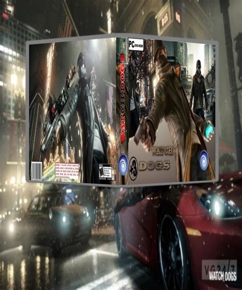 Watch Dogs Pc Box Art Cover By Ariafilm100