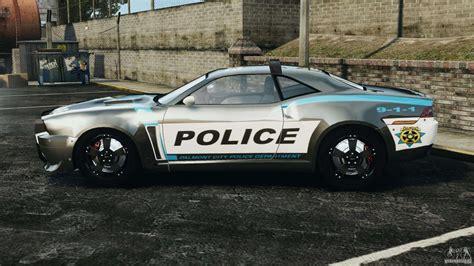 Nfsol State Police Car [els] For Gta 4