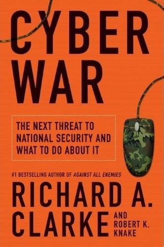 richard clarkes cyberwar file  fiction wired