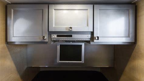 teardrop trailer build cabinet doors youtube