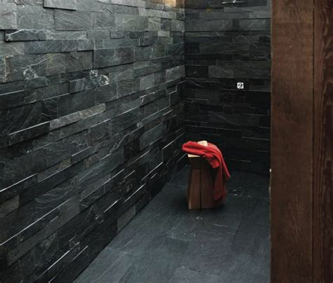 carrelage ardoise salle de bain salle de bain ardoise naturelle et chic