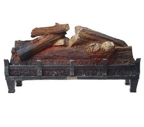 duraflame electric fireplace logs duraflame electric led light crackling log fireplace set
