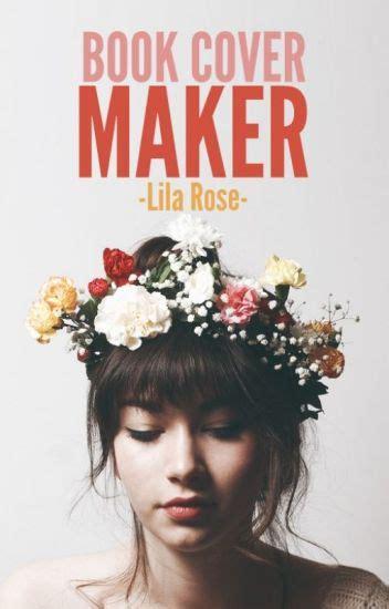 book cover maker juliet lila wattpad