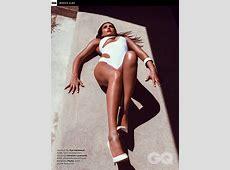 Jessica Alba GQ Magazine UK August 2014 Issue