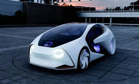 New Toyota Concept-i Review