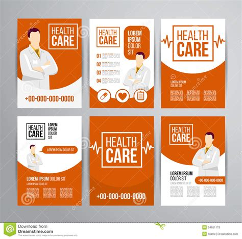 healthcare brochure templates free download healthcare brochure templates free download high