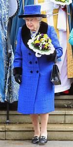 Queen Elizabethu0026#39;s Best Monochrome Looks | InStyle.com