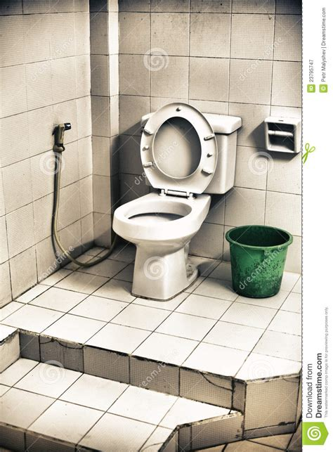 Dirty Toilet Stock Image Image Of Industry, Photo