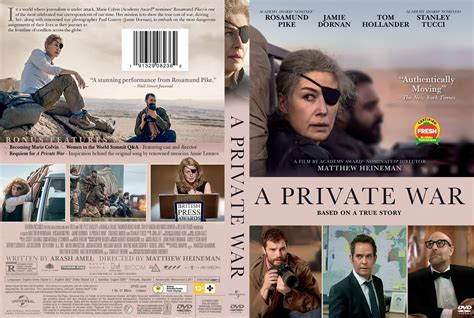 Последние твиты от a private war (@aprivatewar). A Private War DVD Cover   Cover Addict - Free DVD, Bluray Covers and Movie Posters