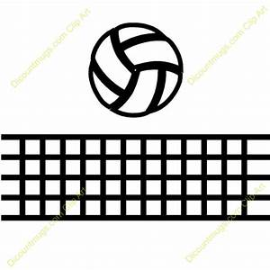 The gallery for --> Volleyball Net Black And White Clipart