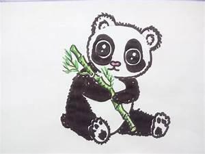 Bilder Zeichnen Für Anfänger : kawaii bilder tutorial einen panda malen zeichnen lernen f r anf nger youtube ~ Frokenaadalensverden.com Haus und Dekorationen