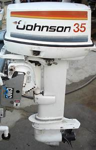 35 Hp Johnson Outboard For Sale