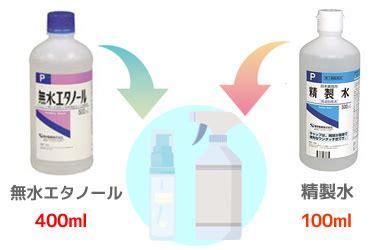 次亜塩素酸 アルコール 混ぜる