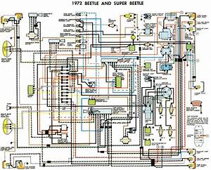 1964 Vw Beetle Wiring Diagram