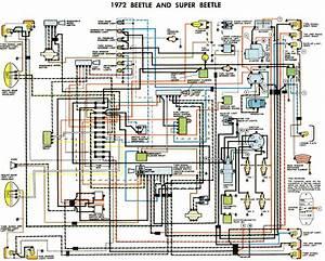 1972 Super Beetle Diagram 24562 Ilsolitariothemovie It