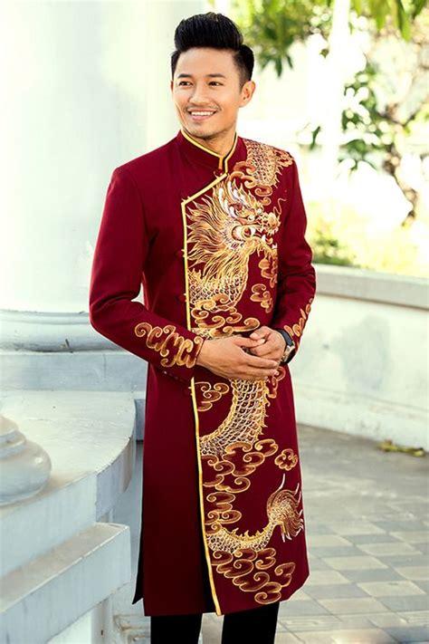 ao dai man images  pinterest vietnamese dress