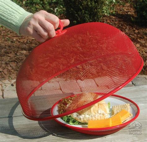 mesh food covers contemporary grill tools accessories by cing