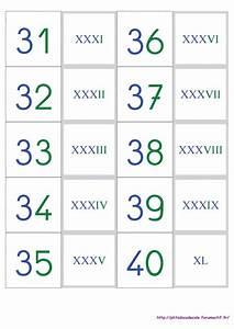 10 En Chiffre Romain : un jeu de cartes pour apprendre et m moriser les chiffres romains cp ce1 ce2 pinterest ~ Melissatoandfro.com Idées de Décoration